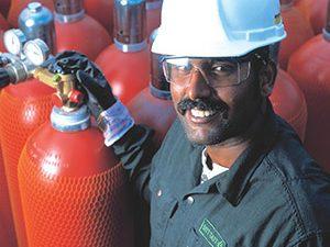 Gasversorgungsanlage Graubner